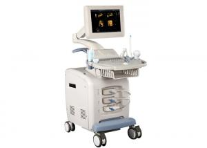China High Definition Mobile Ultrasound Machine Lcd Color Doppler Ultrasound Diagnostic System Foot Switch on sale