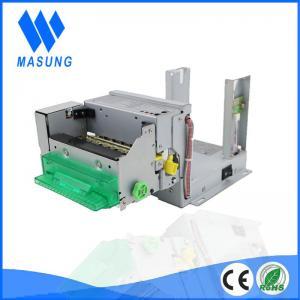 China QR Code automatic call distributor ATM CDM Kiosk Receipt Printer With Presenter on sale