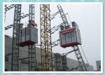 Arrendamento industrial do elevador da construção da grua da cremalheira & do pinhão da plataforma