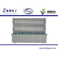 HS-6103 Single-phase Energy Meter Test Bench,24 Positions,single-loop Meter,1P2W meter,0.05% class accuracy,120A current