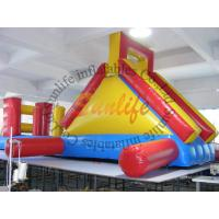 Exciting Long Outdoor Inflatable Backyard Water Slide For Kids And Adults