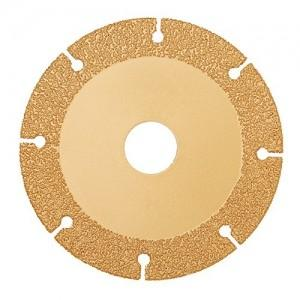 China MDC MS-01 Vacuum Brazed Diamond Saw Blades with Long Lifetime on sale