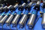 Baixo eixo de alta freqüência dinâmico ABL H920B 200000RPM do rolamento de ar