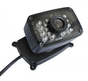 China P/N Large Angle Night Vision Car Camera NTSC / PAL For Car's Licence Frame on sale