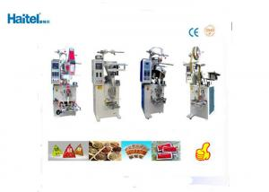 China Automatic Vertical Liquid Packaging Machine Stainless Steel Strong Expansion Function on sale