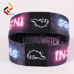 Reusable Stretch 13.56mhz Elastic RFID Wristbands