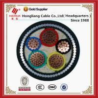 600V PVC/XLPE Insulated SWA/STA Armoured Copper Cable
