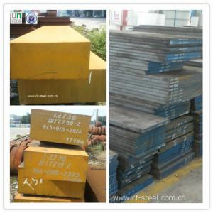 China Alloy steel SKD11/D2/DIN1.2379 /GBCr12Mo1V1 on sale