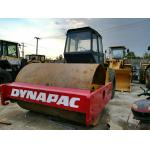China CA25PD used Dynapac padfoot  MADE IN SWEDEN 2012 CA25d 4*4 sheepfoot second hand road roller wholesale