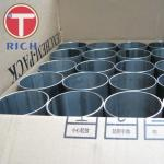 Mechanical Cold Drawn Welded DOM Steel Tube ASTM A513 Type 5 Carbon Steel