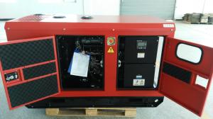 China Silent Diesel Generator Set 18Kw/23KVA YSD490D Water Cooling 4 Stroke on sale