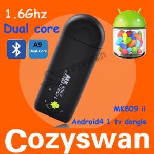 China BEST MK809 II mini pc Bluetooth HDMI Dongle android 4.1 mini pc mk809 ii on sale