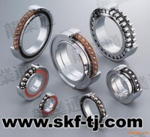China High Precision Spindle Angular Contact Ball Bearing For Railway Vehicles 35 x 47 x 7mm on sale
