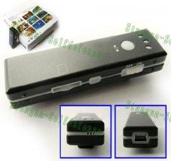 Quality Gum spy Button Camera/DVR record/hidden camera support TF card for sale