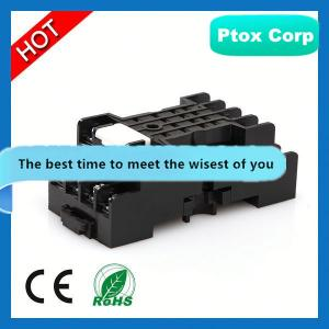 China 2014 Hot Sale Mini Motive relay accessory/electric socket(relay base) supplier