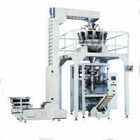 China VFFS vertical form fill seal machine Tortilla crisps machine packing on sale