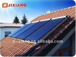 China colector solar del calentador de agua on sale