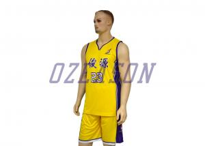 a63082365f02 ... Quality Polyester Dry Fit Sublimation Custom Latest Basketball Jersey  Design for sale ...