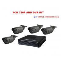 1.0 Megapixels AHD Security Camera Kit System/HD-AHD Camera Kit, Infrared Security Camera