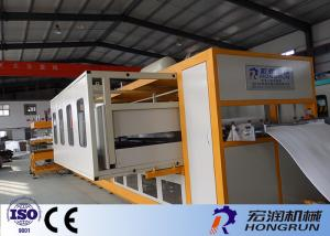 China Disposable Foam Food Container Machine , PS Foam Sheet Extrusion Line supplier