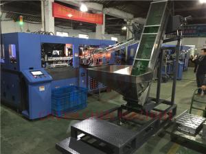 China Carbonated Drink PET Bottle Blow Molding Machine 1 Liter Bottle Manufacturing on sale