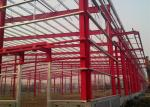 Structural steel prefabricated steel structure steel frame construction metal warehouse