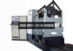 China Horizontal type Hard Bearing Universal Joint Drive Dynamic Balancing Machine on sale