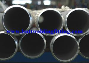 China ASTM A249 S30409 304H Stainless Seamless Steel Tubes For Boiler on sale