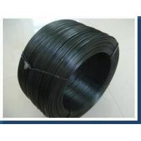 China Soft black Annealed wire for binding in Construction on sale