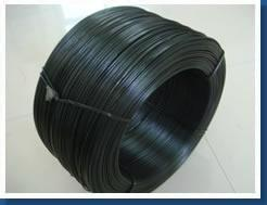 China Soft black annealed wire , enameled iron wire good corrosion resistance on sale