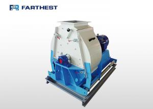 China SFSP568 Hammer Mill Machine Multi Functional Cassava Fish Feed Grinder on sale