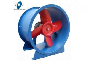 China Industrial Stand Axial Propeller Fan Exhaust Ventilation Axial Fan on sale