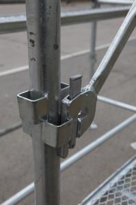 China OEM Durable Cuplock Scaffolding System Prop Walking Board, Handrail, Bracket, Base Jack on sale
