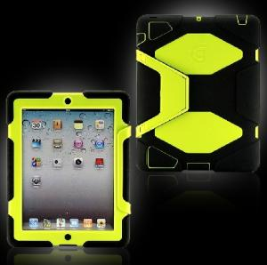 China For IPAD Covers Cases , IPAD Case Survivor , Case & Stand Ipad Silicone Skin Case on sale