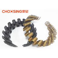 China Durable Anti Rust Upholstery Zig Zag Springs 8 Gauge 20'' Round Furniture Hardware on sale