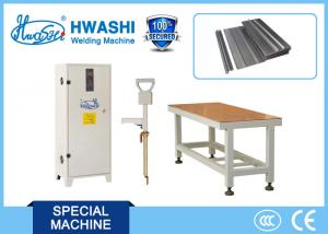 China High Quality with best price, Hwashi Table Type Hanging Sheet Metal Steel Cabinet Spot Welding Machine on Hot Sale on sale
