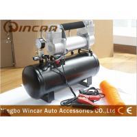 8 Bar 12V Portable Air Compressor 4x4 Deflator 4wd Inflator Kit  8L Tank