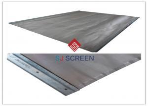 China Brandt B40 Wire Mesh Screen Stainless Steel Diamond Mesh API RP 13C Standard on sale