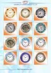 Horloge de Polyresine