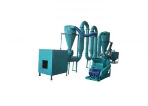 China Powerful 200 Kg - 300 Kg / H Biomass Wood Pellet Machine CE Approved on sale