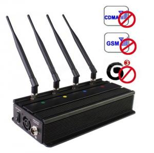China Signal Jammer Vehicle Mounted Type Cellular Phone Jammer 101A block CDMA/GSM/DCS/3G on sale