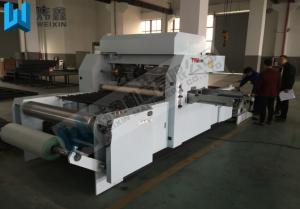 China Automatic Flat Hot Foil Stamping Machine With Web Guiding ISO9001 Certificate on sale
