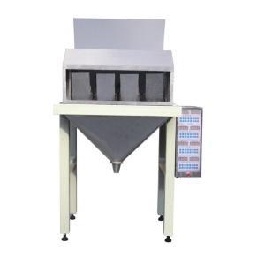 China Powder Granule Back Side Sealed Semi-Automatic Packing Machine on sale