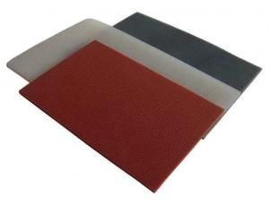 China Food Grade Silicone Gasket Sheet , Aging Resistant Flat Silicone Sheet on sale