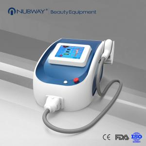 China Back Hair Removal Laser Diode 808nm Eyebrow / Chest Laser Hair Removal Machine on sale