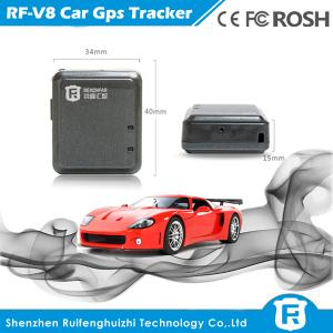 China Mini Long Battery Life gps tracker for car on sale