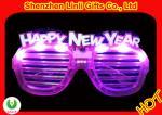 Les fenêtre-abat-jour flasing assortis de jouets des couleurs LED ont allumé des verres pendant la nouvelle année, la barre FA12091A