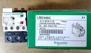 China New Original Schneider  thermal overload relay LRD340C LR-D340C 30-40A on sale