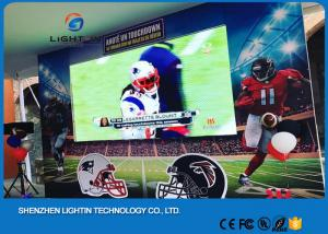 China Portable SMD 3528 Rental LED Display , P5 Indoor RGB LED Video Screen on sale