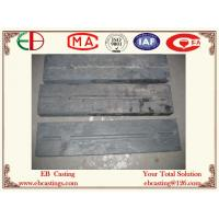 China Secondary Crusher Wear Plates & Impact Liners for Impact Crushers GX260Cr27 EB19037 on sale